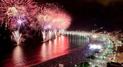 Rio de Janeiro. Fonte/Source: http://diariodorio.com/atracoes-reveillon-rio-de-janeiro-20132014/