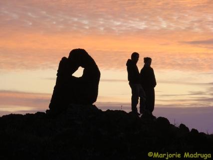 As belas cores da Ilha de Páscoa / Schöne Farben auf der Osterinsel / Beautiful colors on Easter Island