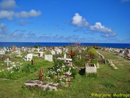 Cemitério da ilha / Friedhof auf der Insel / Cemetery on the island