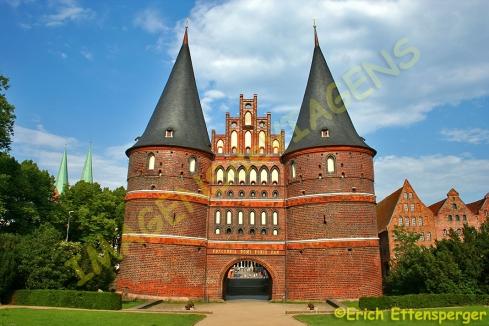 Lübeck, Alemanha/Deutschland/Germany