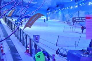 Pista de sky na Snowland / Skipiste in Snowland / Snowland Ski Area