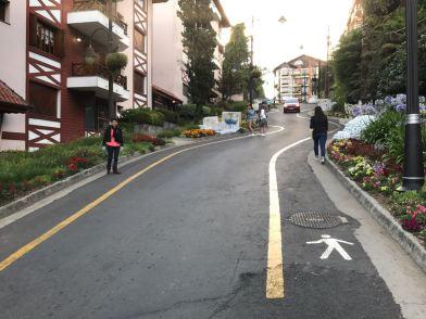 Rua Torta/Straße Torta/Street Torta