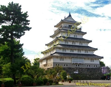 Castelo de Shimabara / BurgShimabara / Castle Shimabara