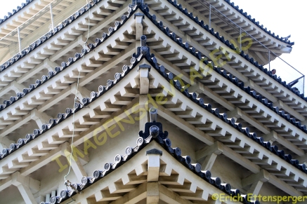 Detalhe construtivo do castelo / Detail Konstruktion / Construction detail