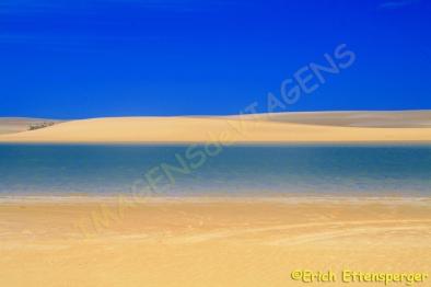Dunas, céu e água Blog / Dünen, der Himmel und Wasser / Dunes, the sky and water