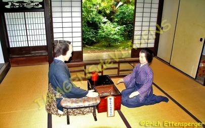 Aldeia do Samurai / Samurai Dorf / Samurai village