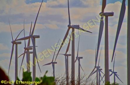 Os Golias da energia eólica / Die Goliathe der Windenergie / The Goliaths of windenergy