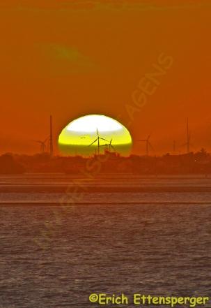 Sol e vento / Sonne und Wind / Sun and wind