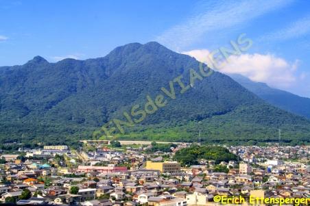 Vista da Shimabara / Blick auf Shimabara / View of Shimabara