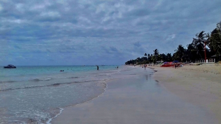Praia de Tamandaré/Strand Praia de Tamandaré/Tamandaré Beach
