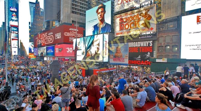 Nova Iorque, dinâmica e efervescente/New York, dynamisch und sprudelnd/New York – dynamic and bubbly