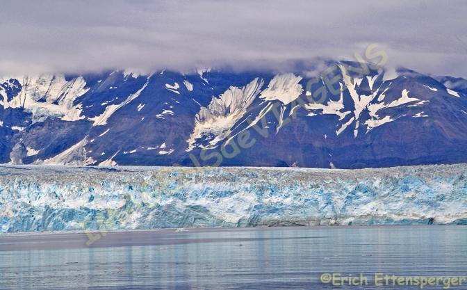 Glaciar Hubbard no Alasca, dramático e inesquecível/Der Hubbard Gletscher in Alaska, dramatisch und unvergesslich/The Hubbard Glacier in Alaska, dramatic and memorable