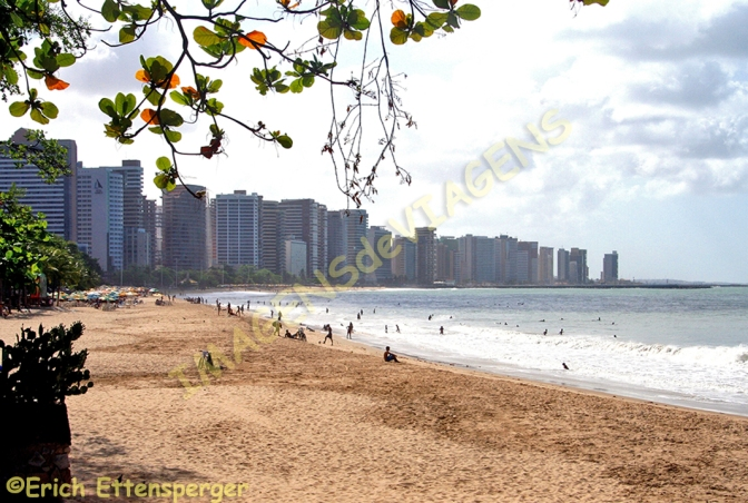 FORTALEZA, Terra de sol e mar/FORTALEZA – Land der Sonne und des Meeres/FORTALEZA – land of the sun and the sea