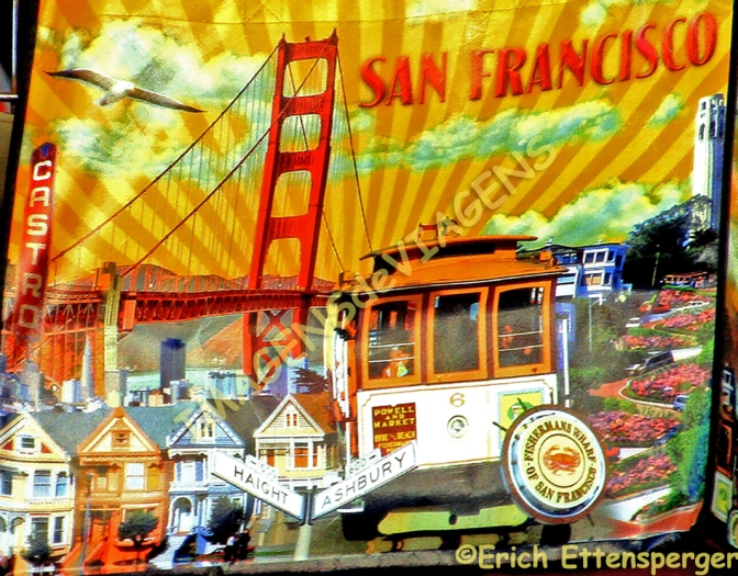 SÃO FRANCISCO, A CIDADE DA PONTE GOLDEN GATE (PARTE II)/SAN FRANZISKO – DIE STADT DER GOLDEN GATE BRÜCKE (TEIL II)/SAN FRANZISKO – THE CITY OF THE GOLDEN GATE BRIDGE (PART II)
