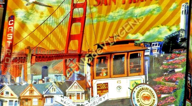 SÃO FRANCISCO, A CIDADE DA PONTE GOLDEN GATE (PARTE II)/SAN FRANZISKO – DIE STADT DER GOLDEN GATE BRÜCKE (TEIL II)/SAN FRANZISKO – THE CITY OF THE GOLDEN GATE BRIDGE (PART II)