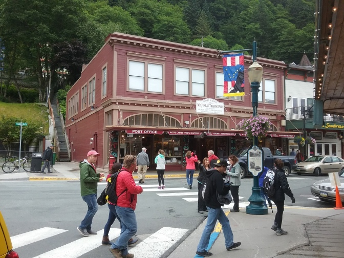 JUNEAU, A CAPITAL DO ALASKA/JUNEAU – DIE HAUPTSTADT VON ALASKA/JUNEAU – THE CAPITAL OF ALASKA
