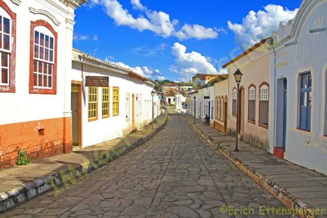 CENTRO HISTÓRICO DE GOIÁS/DAS HISTORISCHE ZENTRUM VON GOIÁS/THE HISTORICAL CENTER OF GOIÁS
