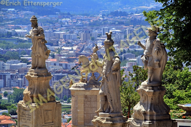 BRAGA E SEUS ENCANTOS/BRAGA UND SEIN ZAUBER/BRAGA AND ITS MAGIC