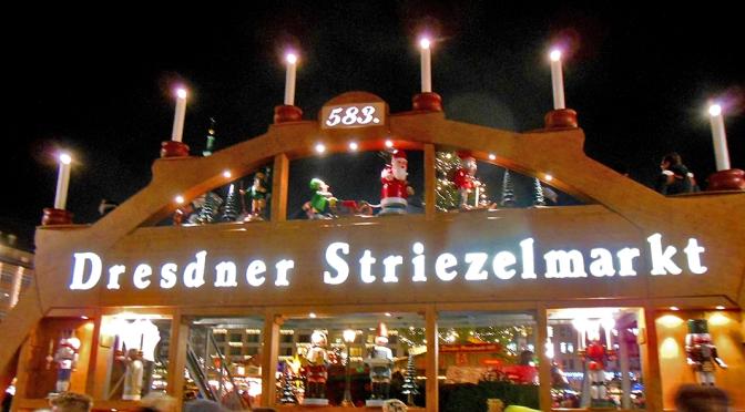 DRESDENER STRIEZELMARKT, O MERCADO DE NATAL MAIS ANTIGO DA ALEMANHA/DRESDENER STRIEZELMARKT – DER ÄLTESTE WEIHNACHTSMARKT IN DEUTSCHLAND/DRESDEN STRIEZELMARKT – THE OLDEST CHRISTMAS MARKET IN GERMANY