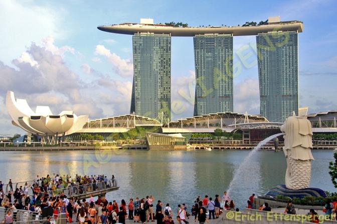 CINGAPURA, TESOURO DO SUDESTE ASIÁTICO/SINGAPUR – EIN SCHATZ SÜDOSTASIENS/SINGAPORE – A TREASURE OF SOUTH EAST ASIA