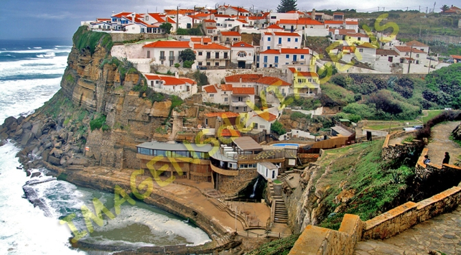 AZENHAS DO MAR, PÉROLA PORTUGUESA/AZENHAS DO MAR – EINE PERLE PORTUGALS/AZENHAS DO MAR – A PEARL PORTUGUESE