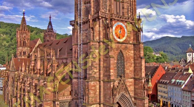 Freiburg, minha inesquescível morada/FREIBURG – ehemalige, unvergessliche Heimat/FREIBURG – my former, unforgettable home