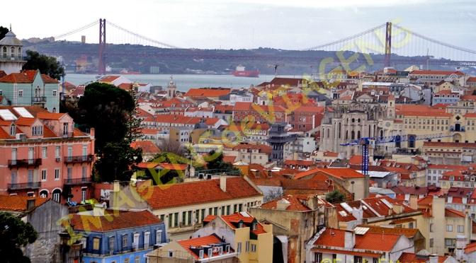 Lisboa, a cidade das 7 colinas/Lissabon – die Stadt der 7 Hügel/Lisbon – the city of 7 hills