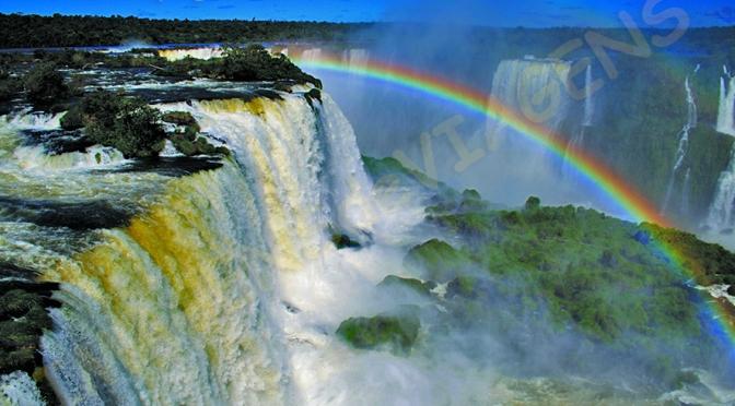 10 Atrativos naturais brasileiros que vale a pena conhecer/10 Natursehenswürdigkeiten in Brasilien/10 natural sights in Brazil