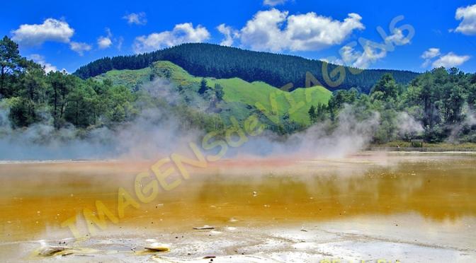 Wai-O-Tapu, beleza surreal da Nova Zelândia/Wai-O-Tapu – surreale Schönheit Neuseelands/Wai-O-Tapu – surreal beauty of New Zealand