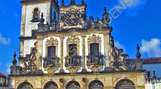 10 Monumentos históricos brasileiros que vale a pena conhecer/10 besuchenswerte brasilianische historische Monumente/10 Brazilian historical monuments to visit