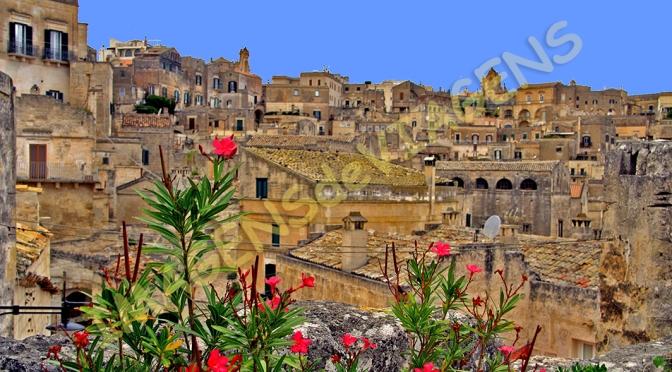 Matera, testemunha do passado paleolítico (PARTE II)/Matera – Zeuge einer paläolithischen Vergangenheit (TEIL II)/Matera – Witness to a Paleolithic Past (PART II)