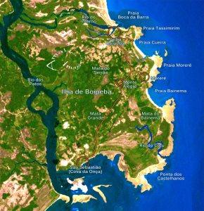 Fonte/Quelle/Source: https://www.ilhaboipeba.org.br/boipeba.html
