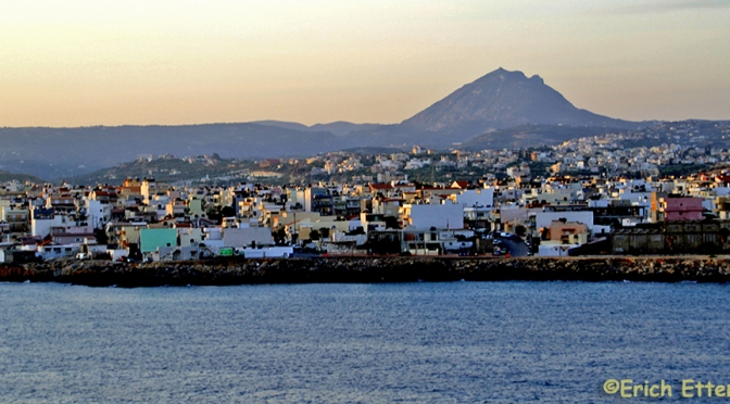 Ilha de Creta, a princesa do Mar Egeu/Insel Kreta – Prinzessin der Ägäis/Crete Island – Princess of the Aegean