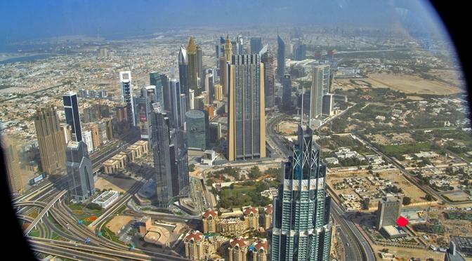 Dubai, a pérola do Oriente Médio (Parte I)/Dubai – Perle des Nahen Ostens (Teil I)/Dubai – Pearl of the Middle East (Part I)