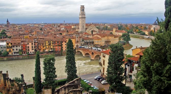 Verona, uma pérola do Vêneto/Verona – eine Perle des Veneto/Verona – a pearl of the Veneto