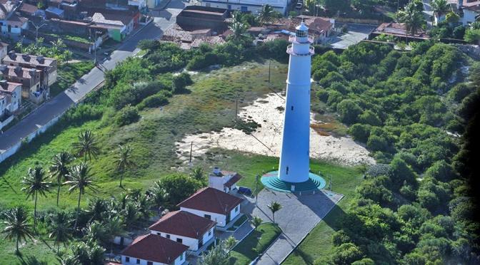 Natal vista de cima/Natal von oben gesehen/Natal seen from above
