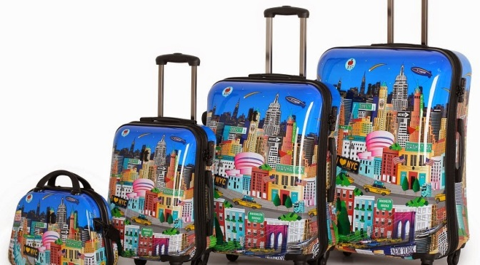 Aplicativos e listas para preparar mala de viagem/Apps und Listen für die Vorbereitung eines Koffers/Apps and lists for preparing a suitcase